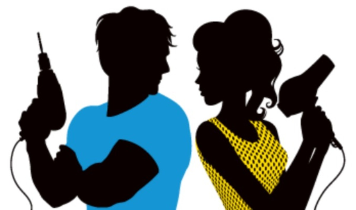 In the battle of the sexes who has the upper hand? Or are we all just equally doomed?