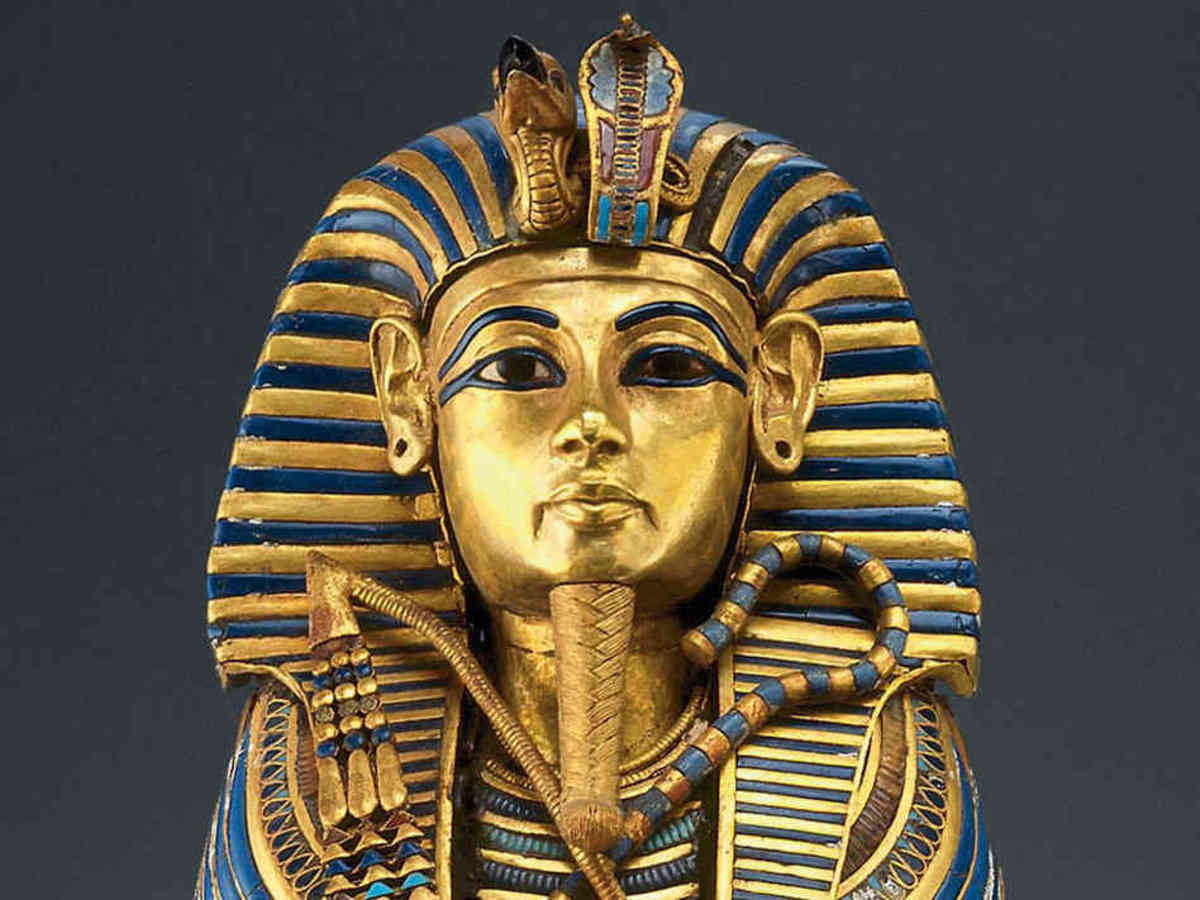 Poor King Tut - They could tell he died from a broken leg and malaria but they had such a hard time finding his royal dingle-dangle that it was suspected stolen for decades.