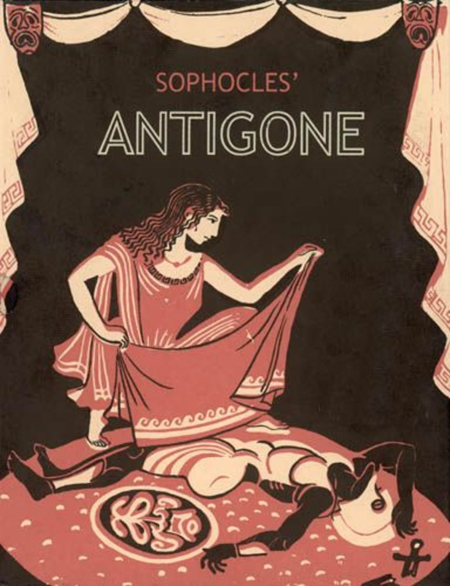 Antigone: A Satire in Moral Self Control