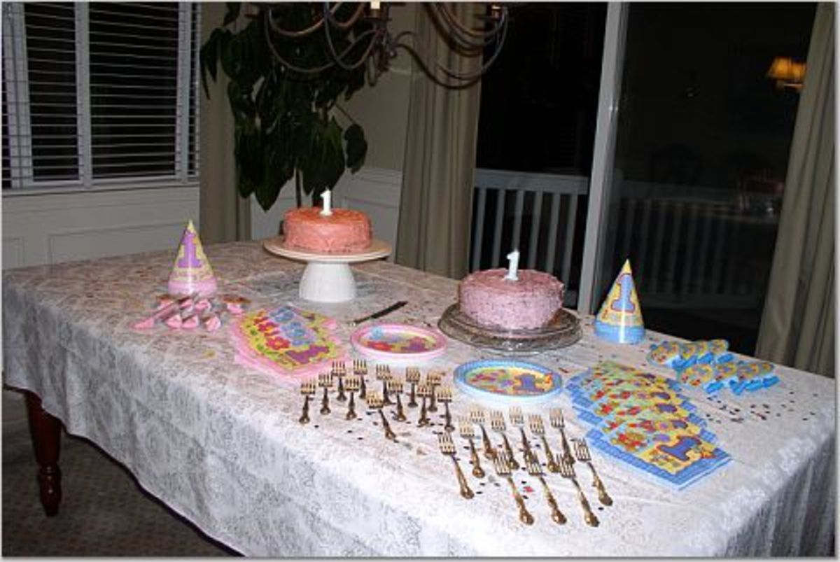 Birthday Party Ideas for Twins - Double the Fun without Doubling the Cost