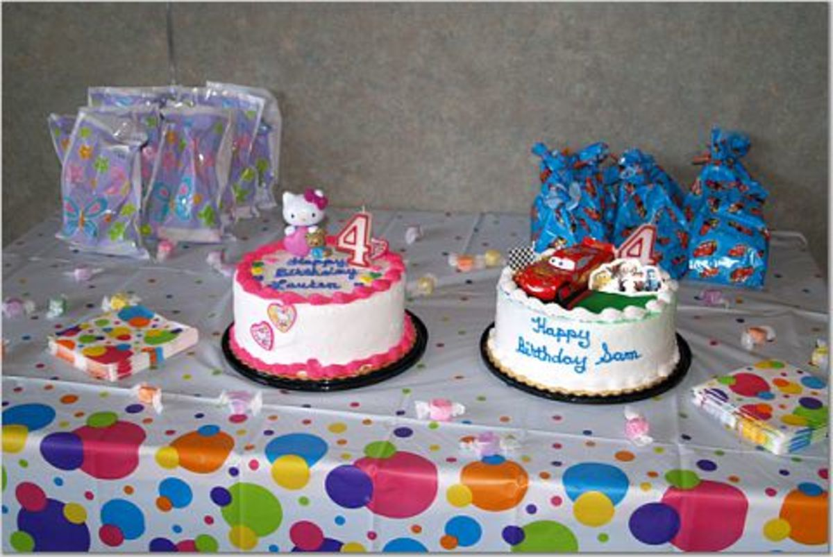 Birthday Party Ideas for Twins  Double the Fun without  ~ 212735_Birthday Party Ideas Unisex