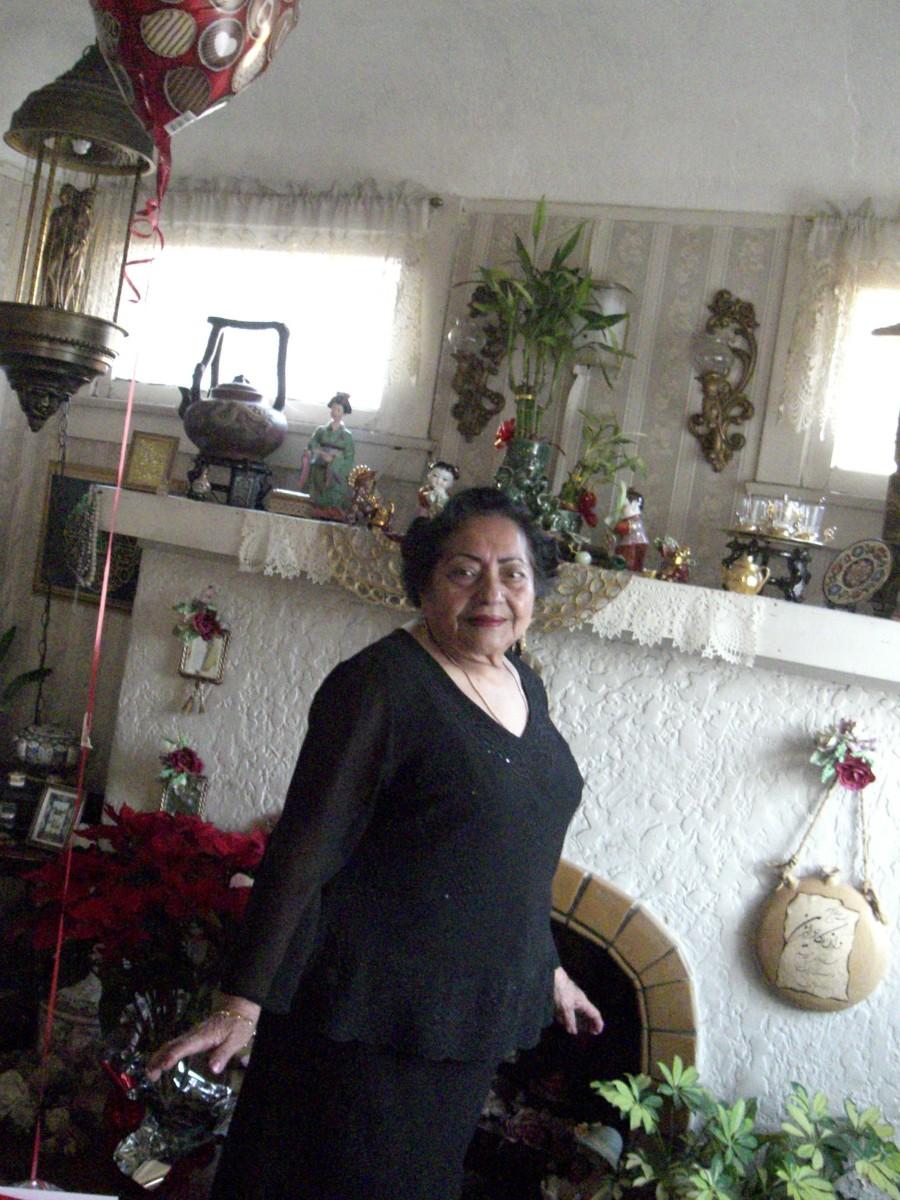 My grandmother