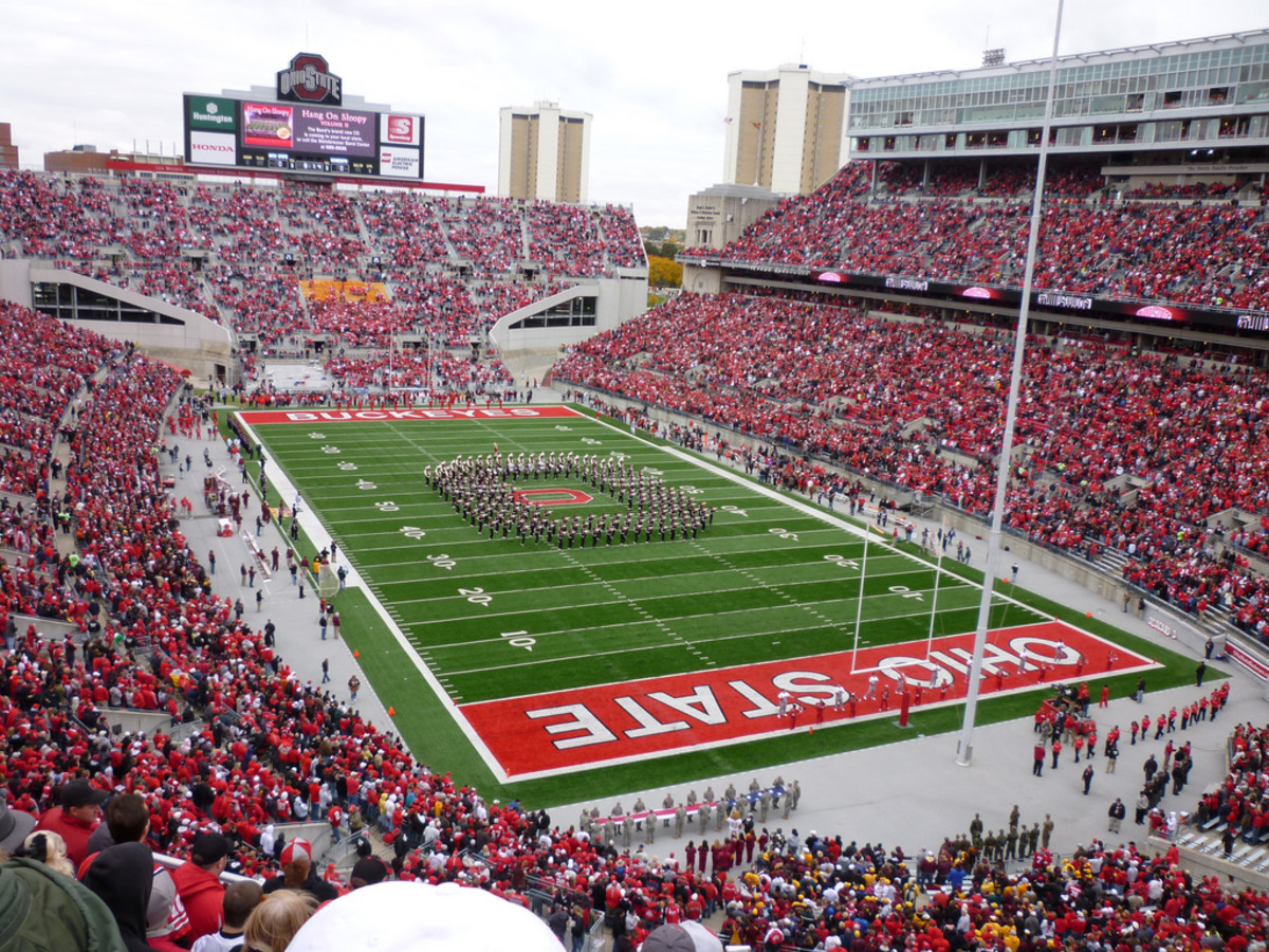 Ohio State University, Harley Field and Chic Harley Stadium