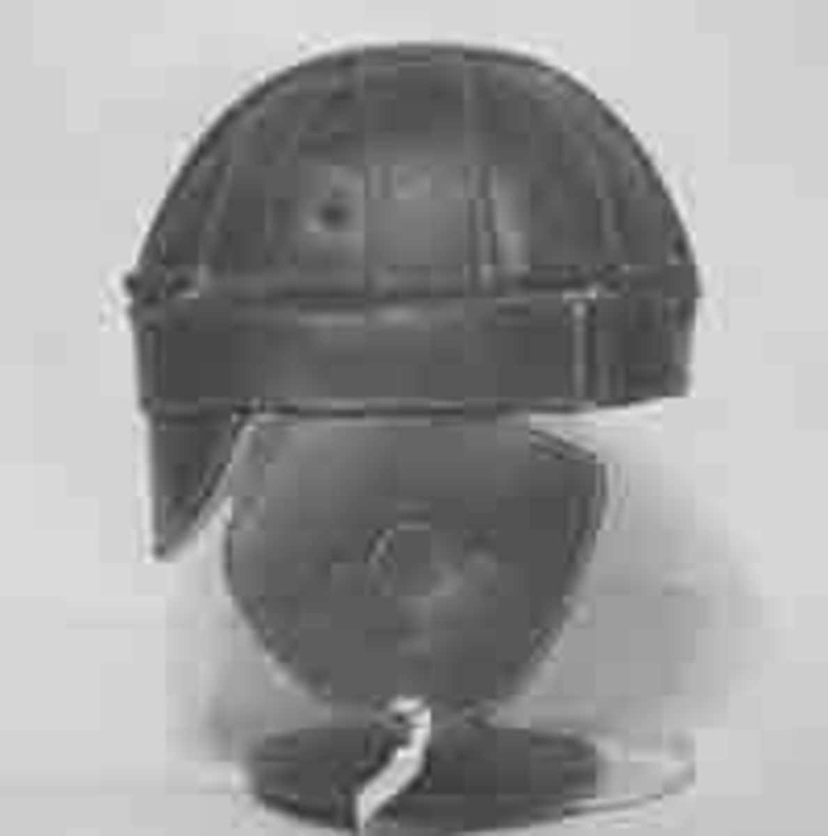 Helmet like that worn from 1916 - 1919
