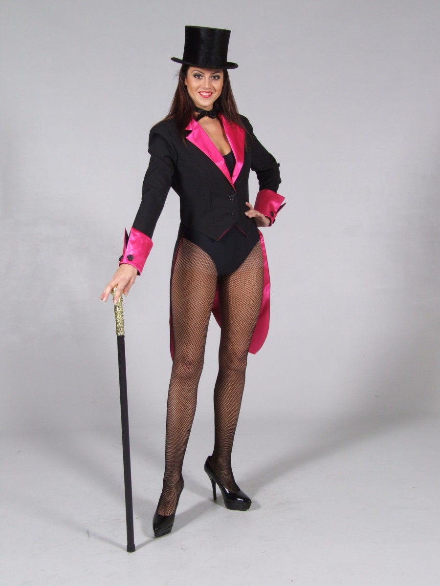 Ladies Deluxe Tailcoat