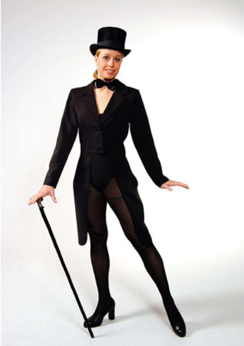 Black Tailcoat