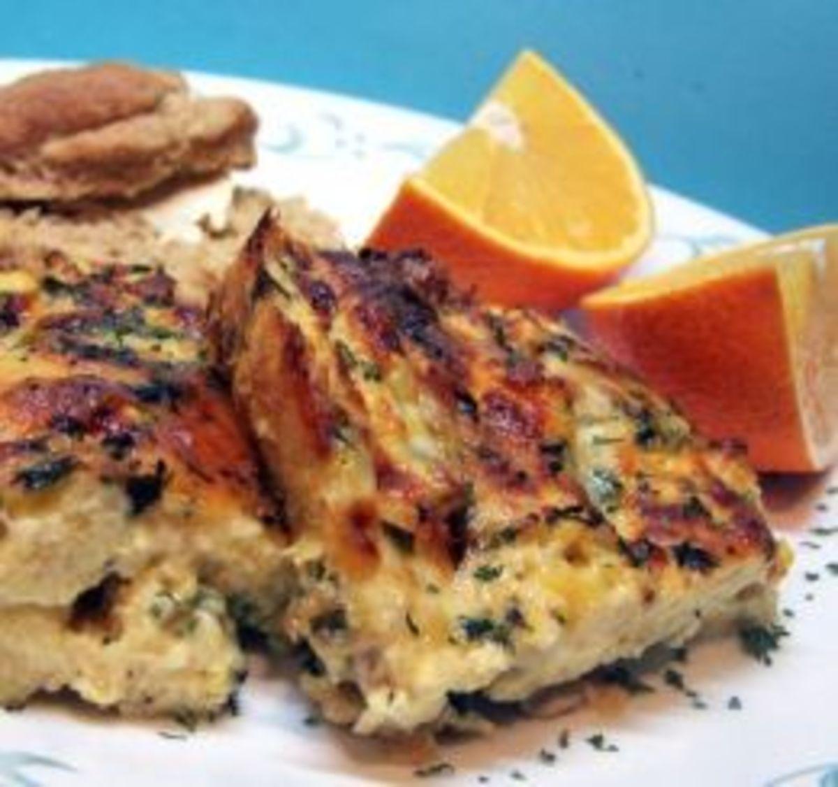 Breakfast Casserole (from Weight Watchers Recipe)