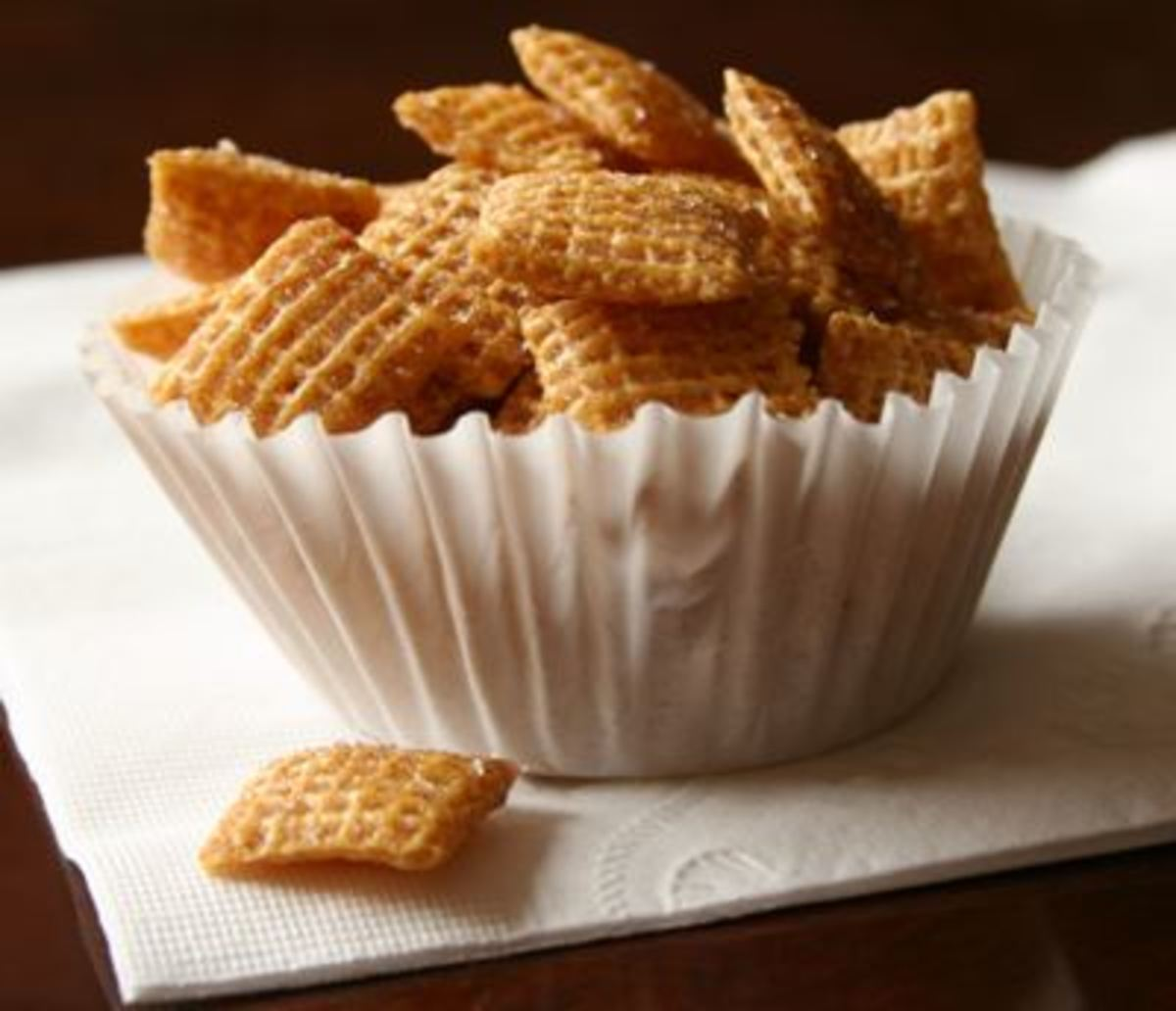 Cinnamon Munch (from Weight Watchers Recipes)