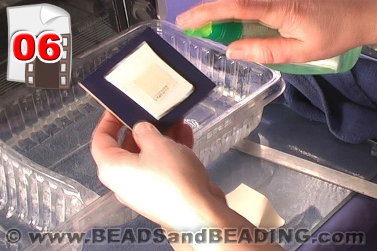 Photo Transfer Beads And Pendants Polymer Clay Tutorials 77 In Beads And Beading Series Hubpages