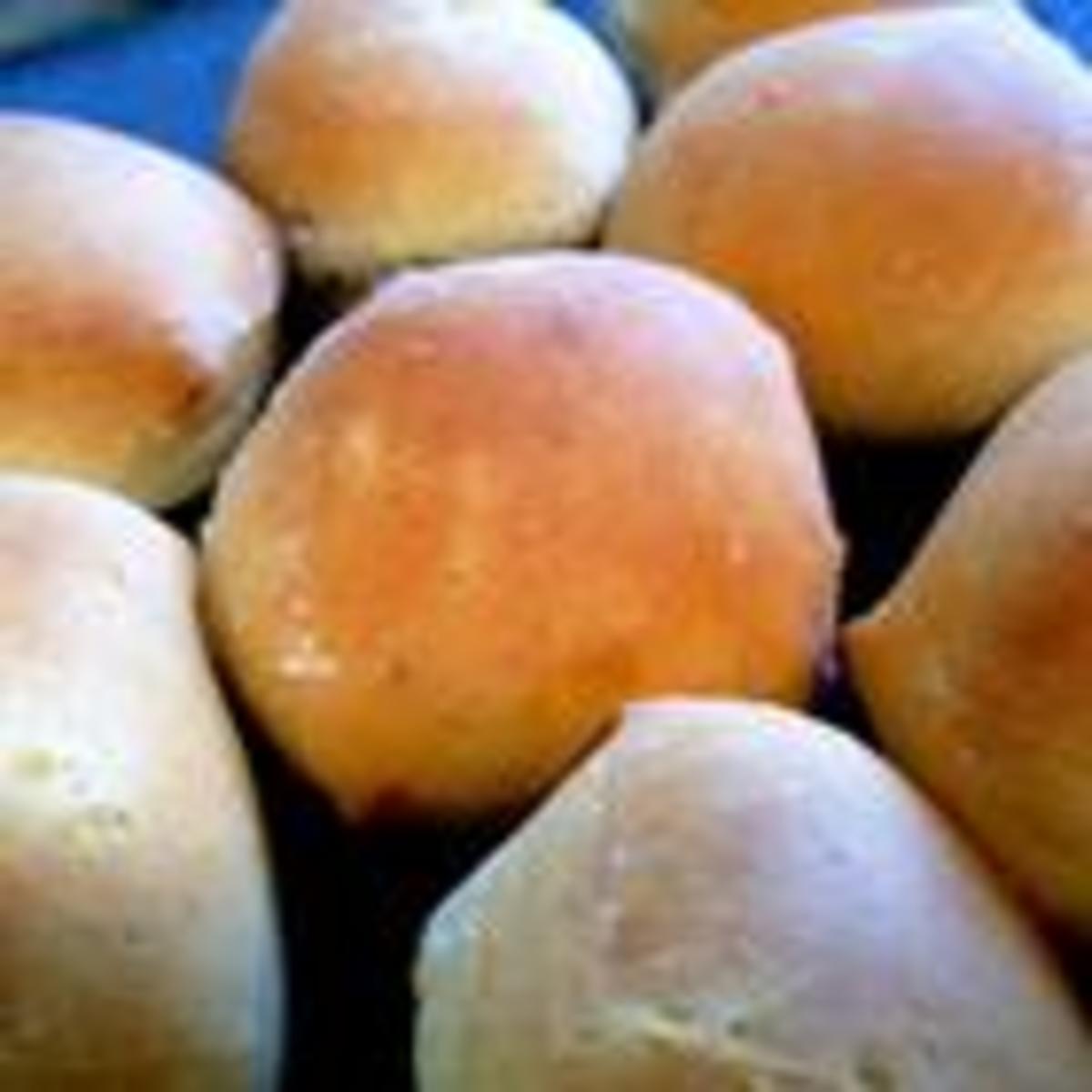 Hamburger Buns (from Allrecipes)
