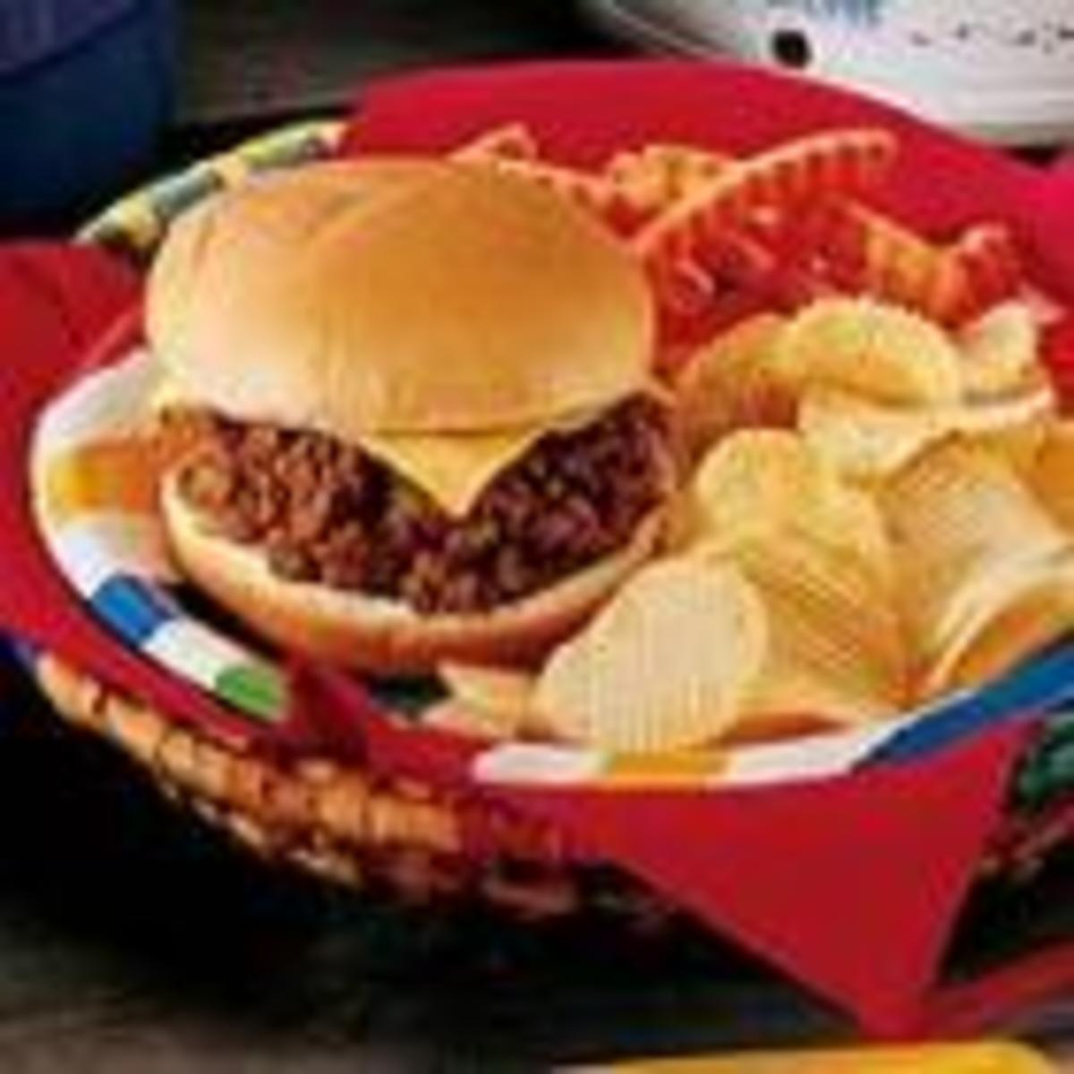 Favorite Sloppy Joes (from Allrecipes)