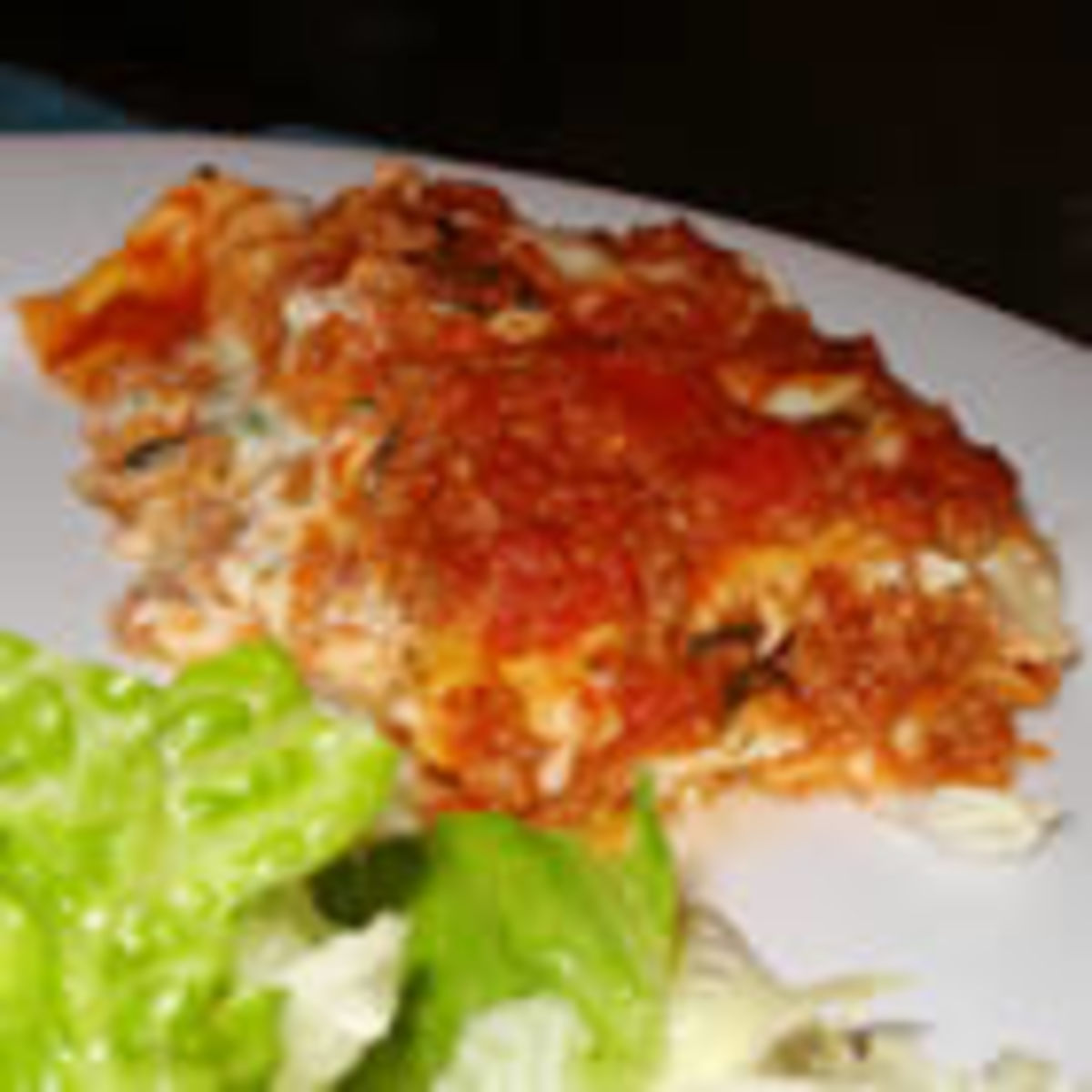 American Lasagna (from Allrecipes)