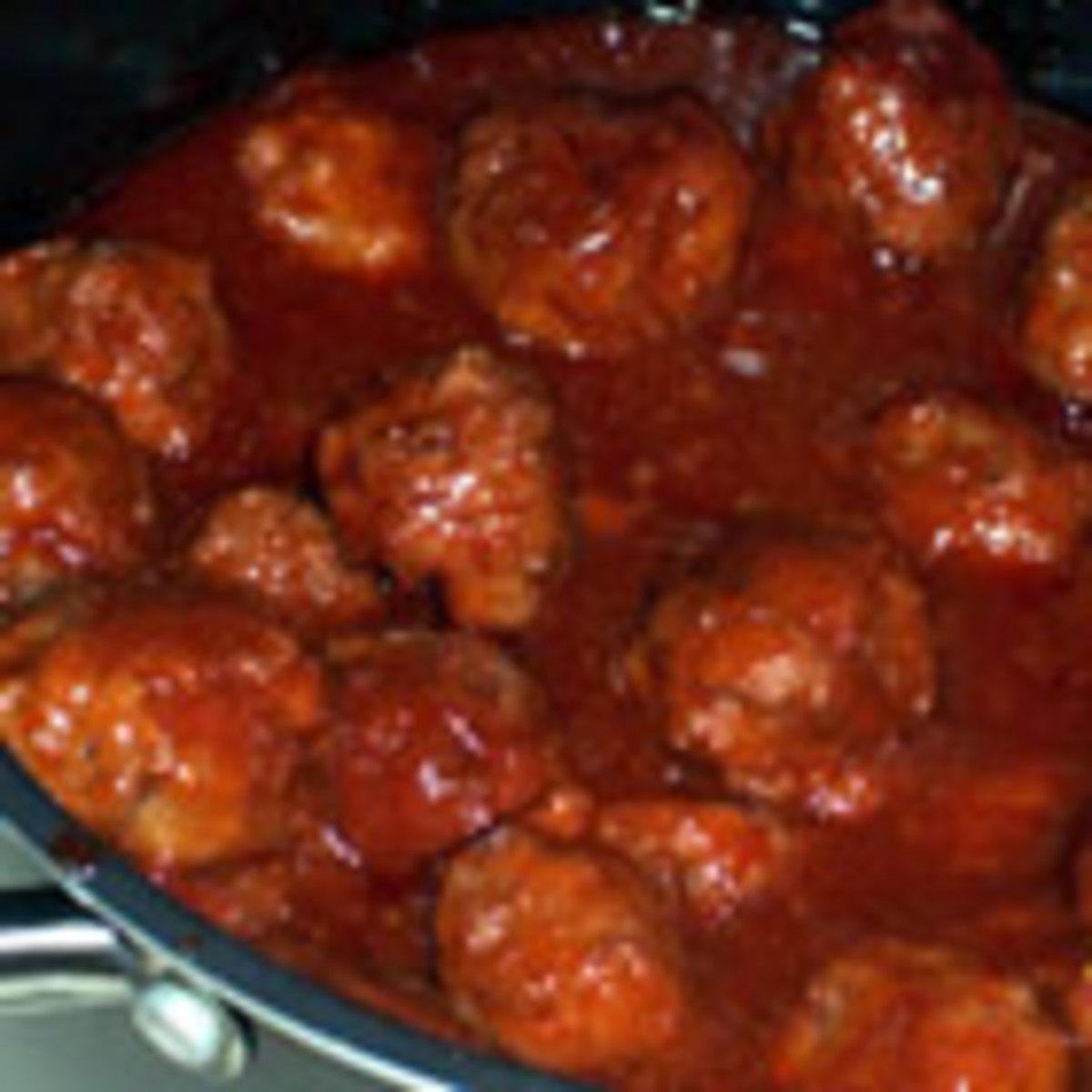 Cocktail Meatballs (from Allrecipes)