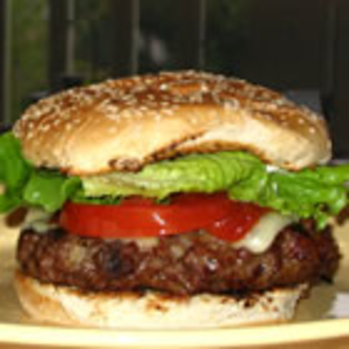 Ranch Burgers (from Allrecipes)