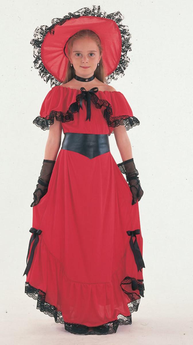 Scarlett O'Hara, or Nancy from Oliver
