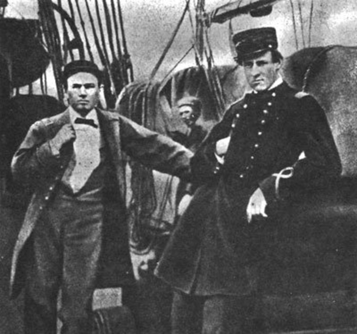 Admiral Raphael Semmes was a Hidden Hand Satanist, a traitor to a free United States.