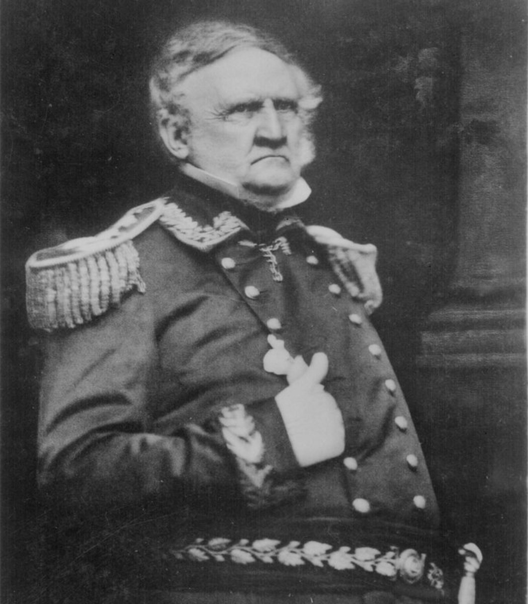 Lt. General Winfield Scott