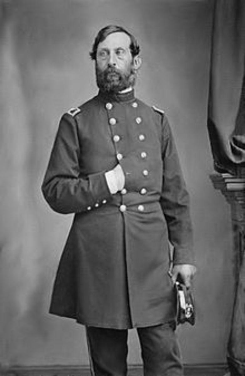 General Henry Jackson Hunt