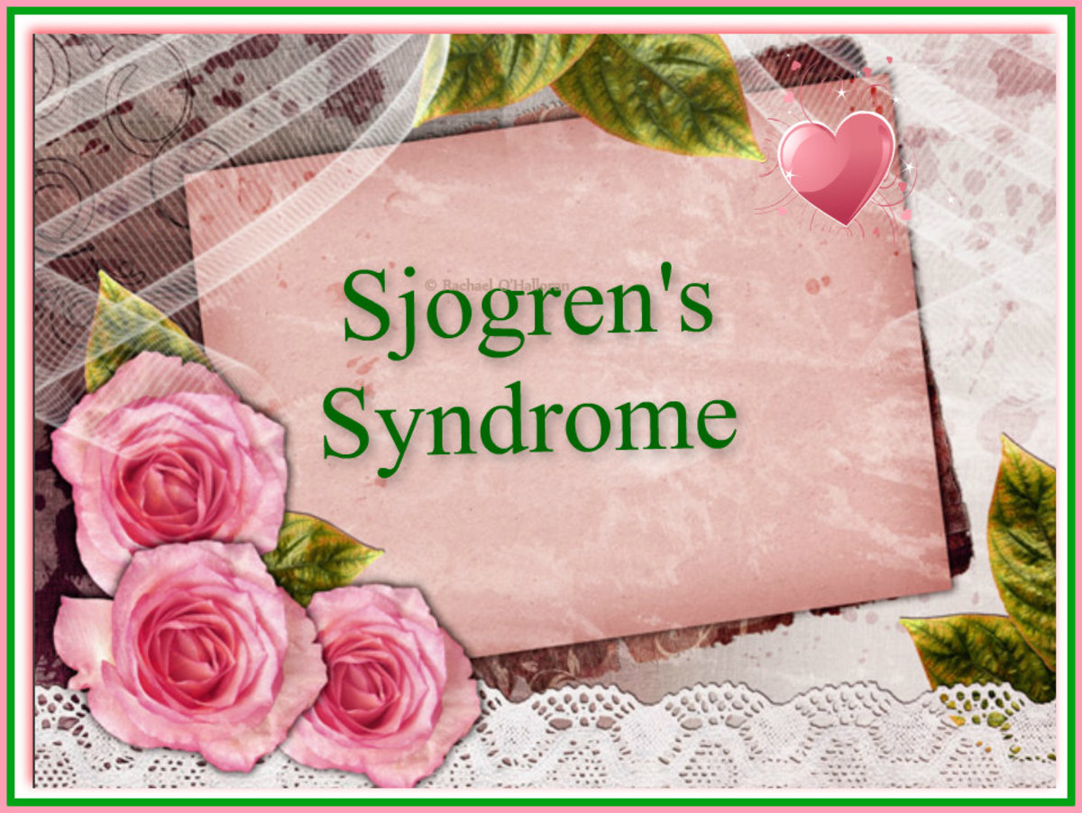 My Life With Sjogren's Syndrome