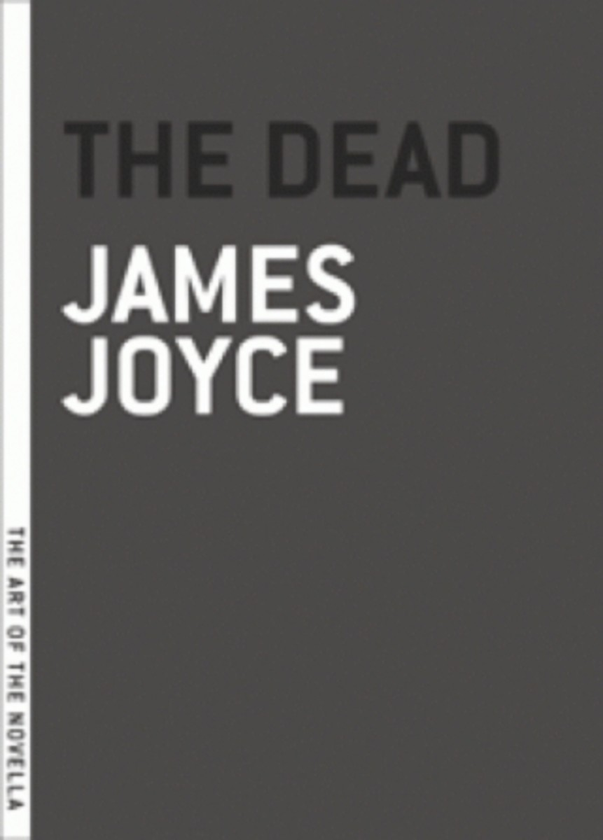 """""""The Dead"""" and """"Ulysses"""" are two of James Joyce's most famous stories."""