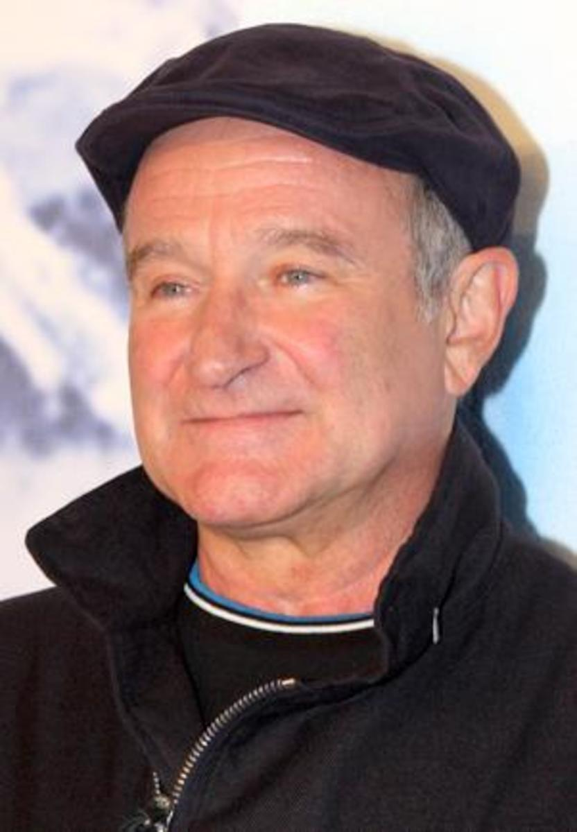 Losing a Legend - Robin Williams and the Effects of Depression