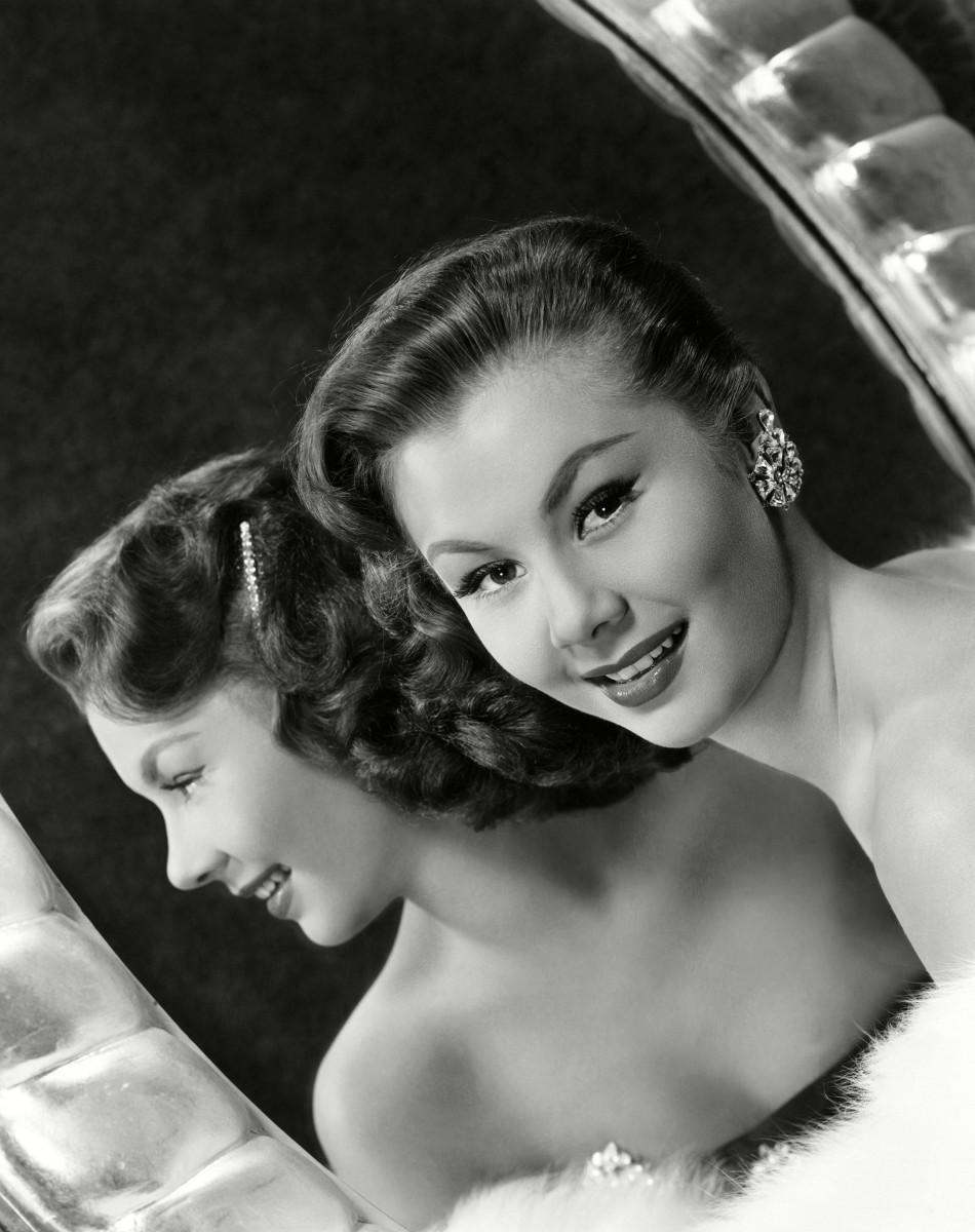 Mitzi Gaynor (c.1950s)