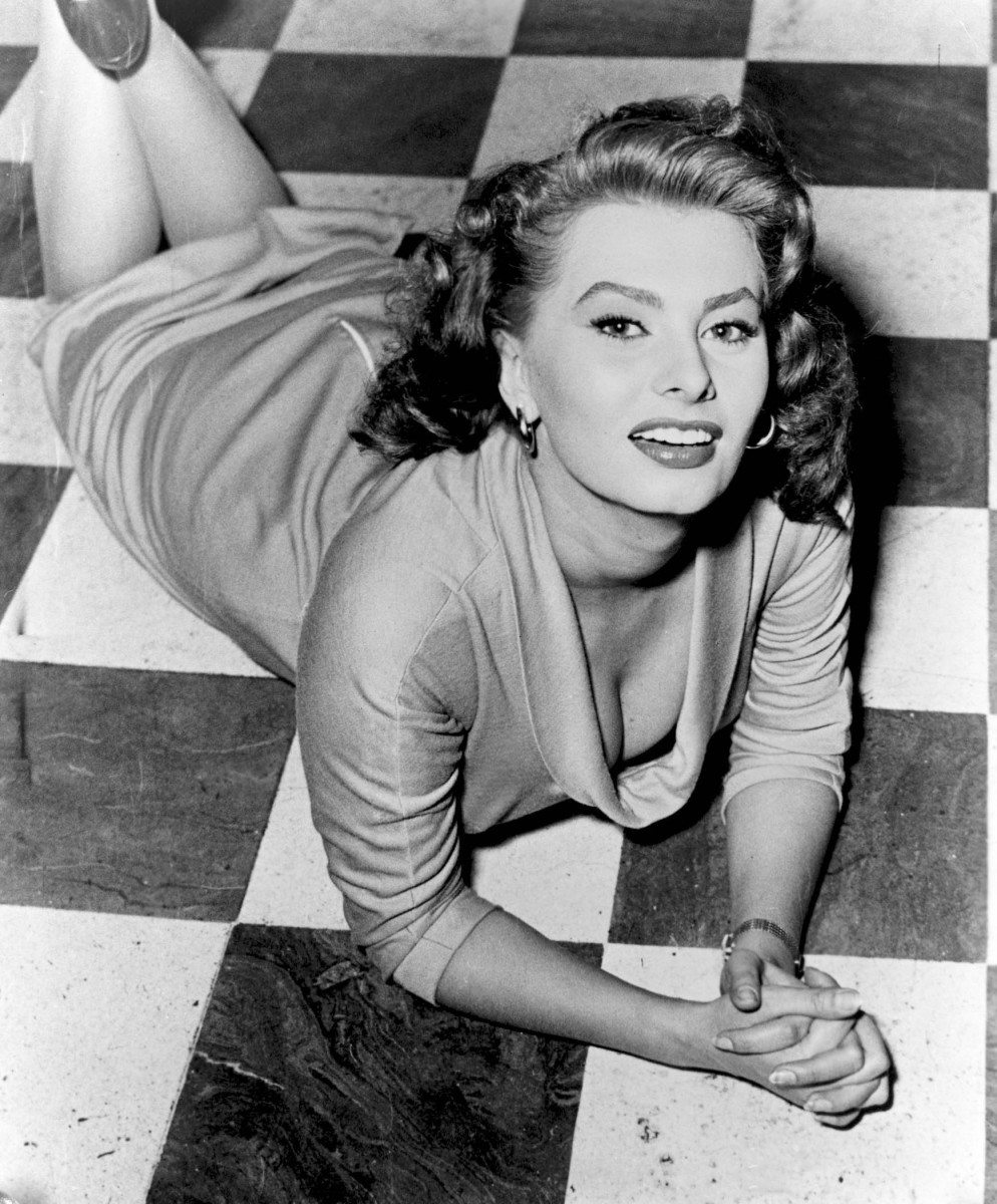 Sophia Loren (c.1950s)