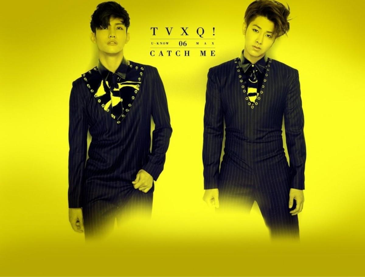 TVXQ's concert ceries poster