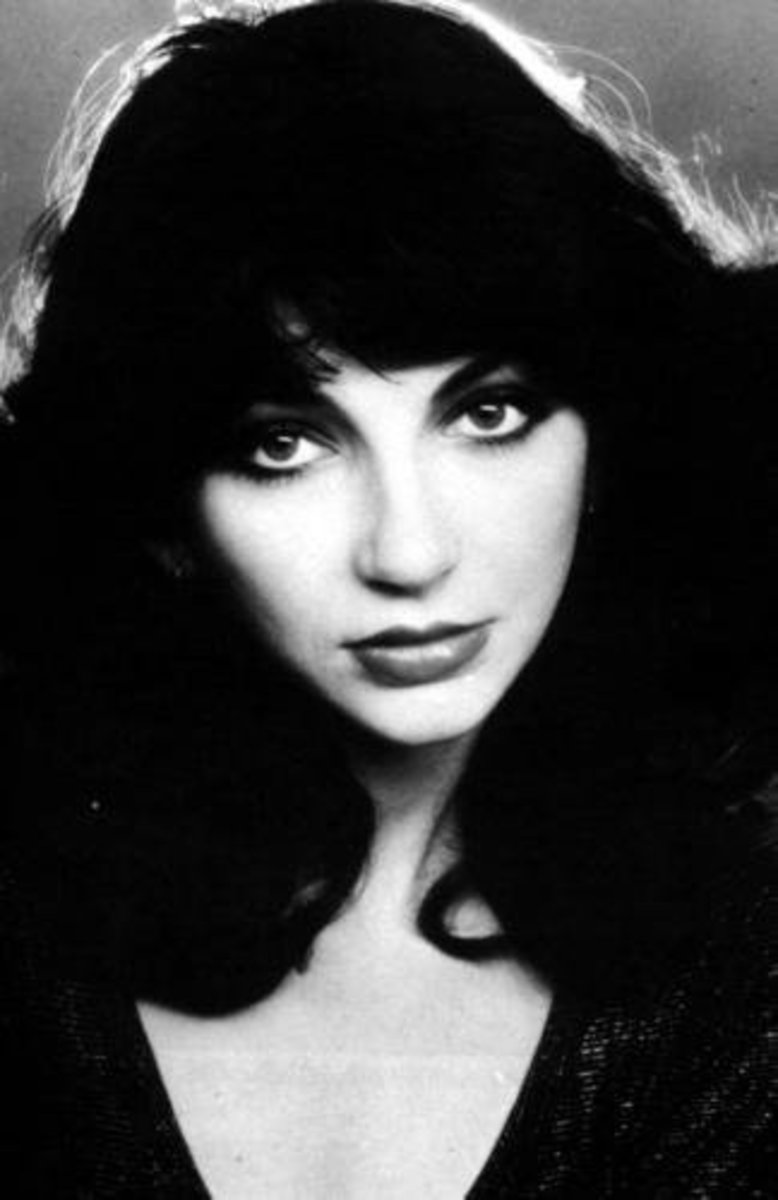 The Five Best Songs by Kate Bush?
