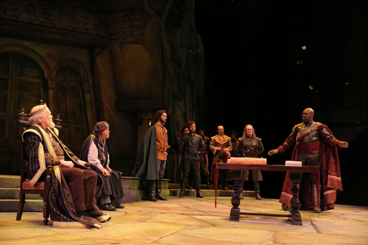 Othello in theater