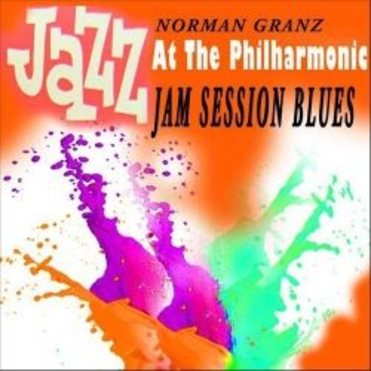 Jazz at the Philharmonic Jam Session Blues Featuring Charlie Parker