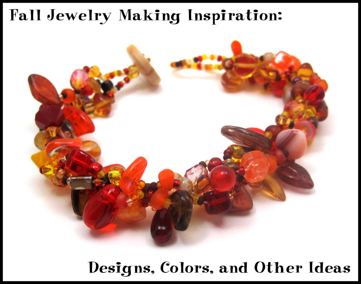 Fall Jewelry Making Inspiration: Designs, Colors, and Other Ideas