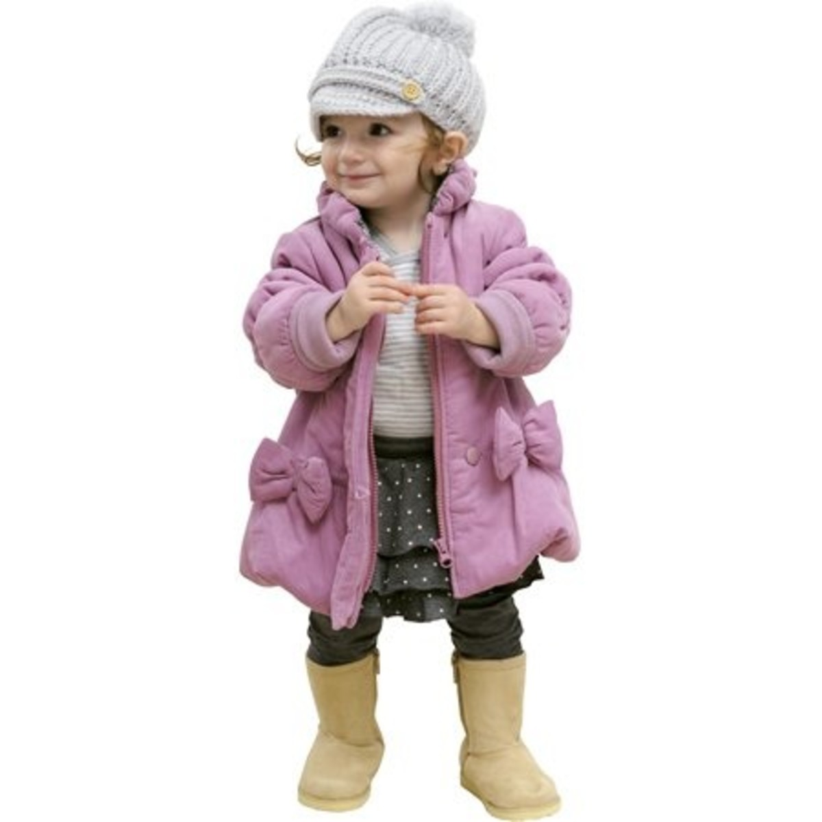 The Best (Affordable) Warm Coats, Winter Jackets and Cute Waterproofs For Baby Girls