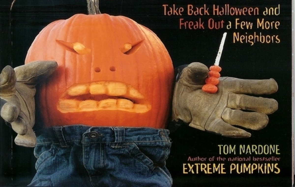 Extreme Pumpkin Carving Ideas