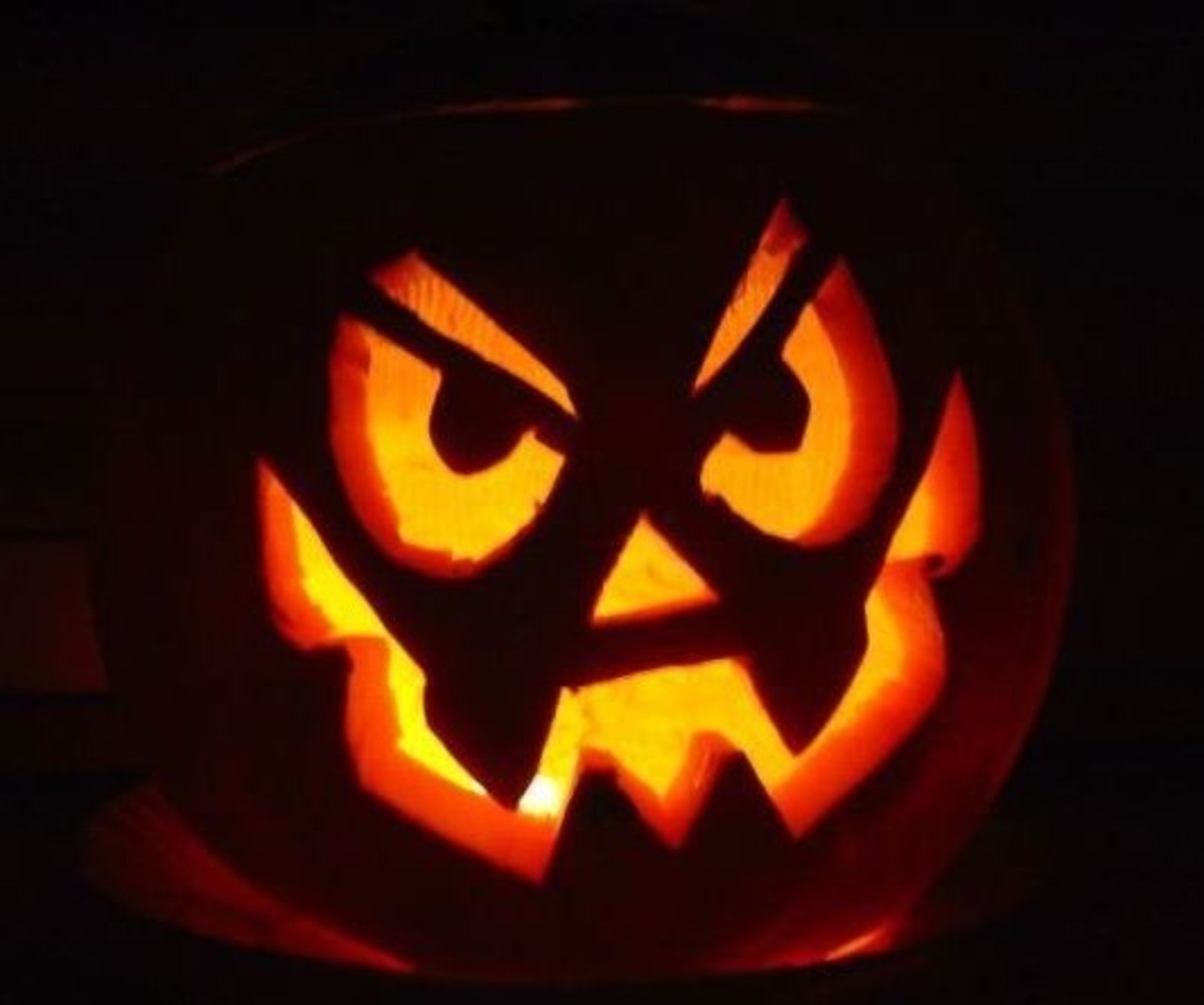 Pumpkin carving ideas and patterns for halloween hubpages