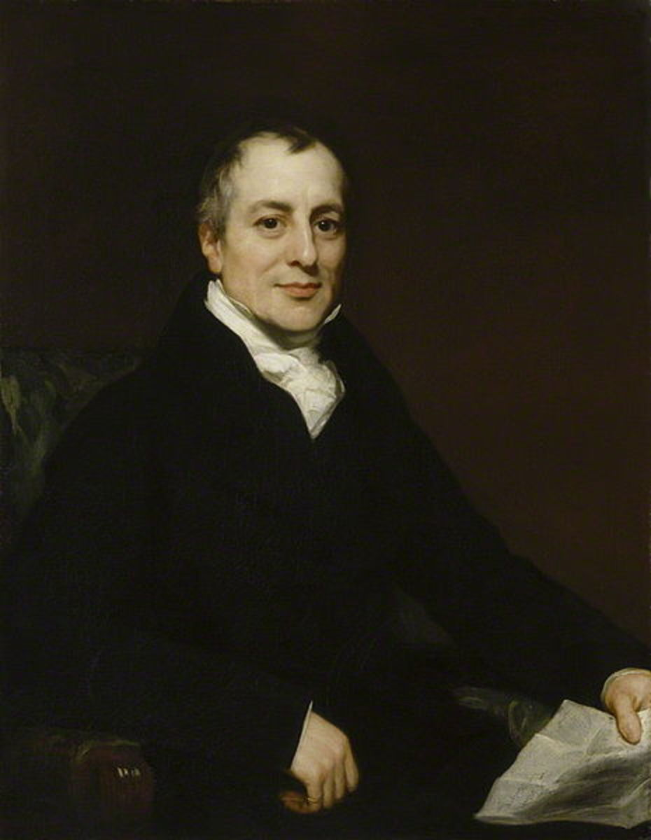 David Ricardo; Ideology and  Major Contributions in Economics
