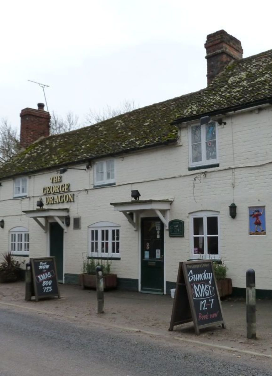 George and Dragon Upton