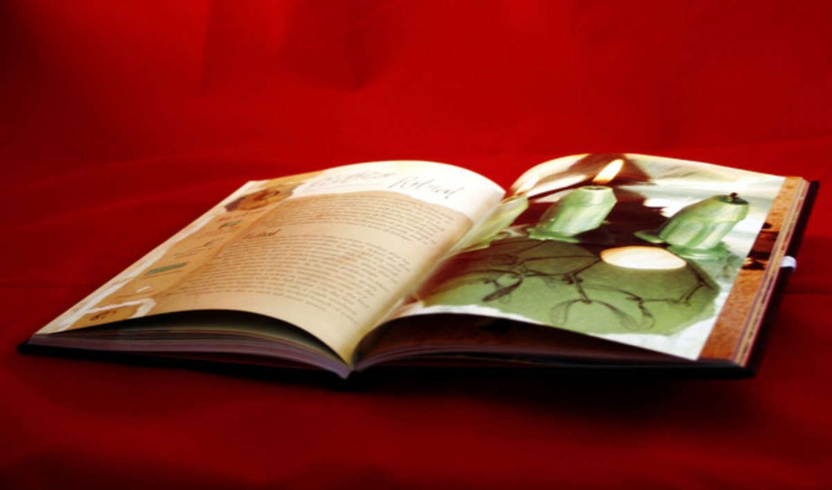 Books can be a great source of help and knowledge on how to write and cast spells.