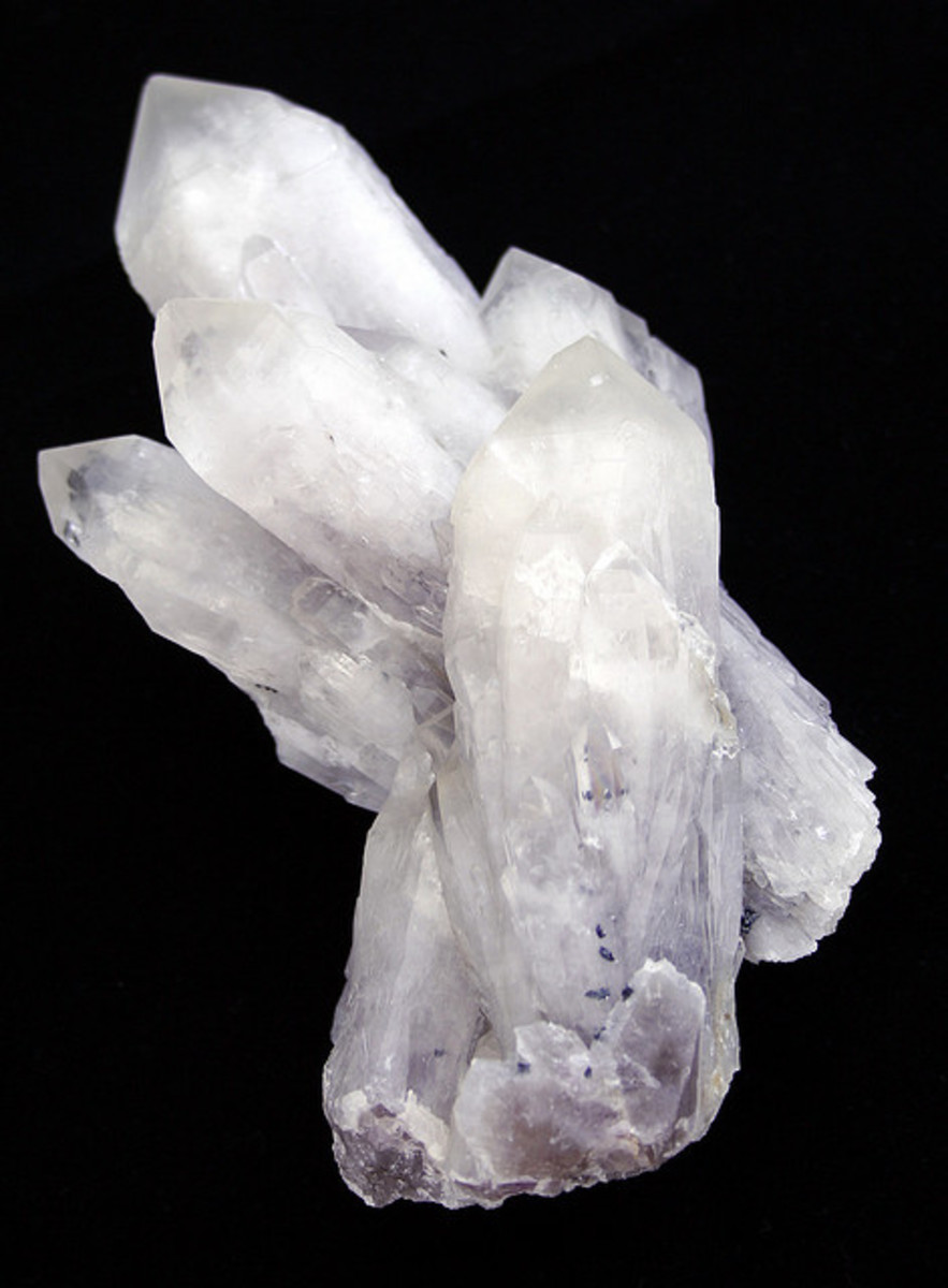 Crystals can be a valuable addition to magical work.