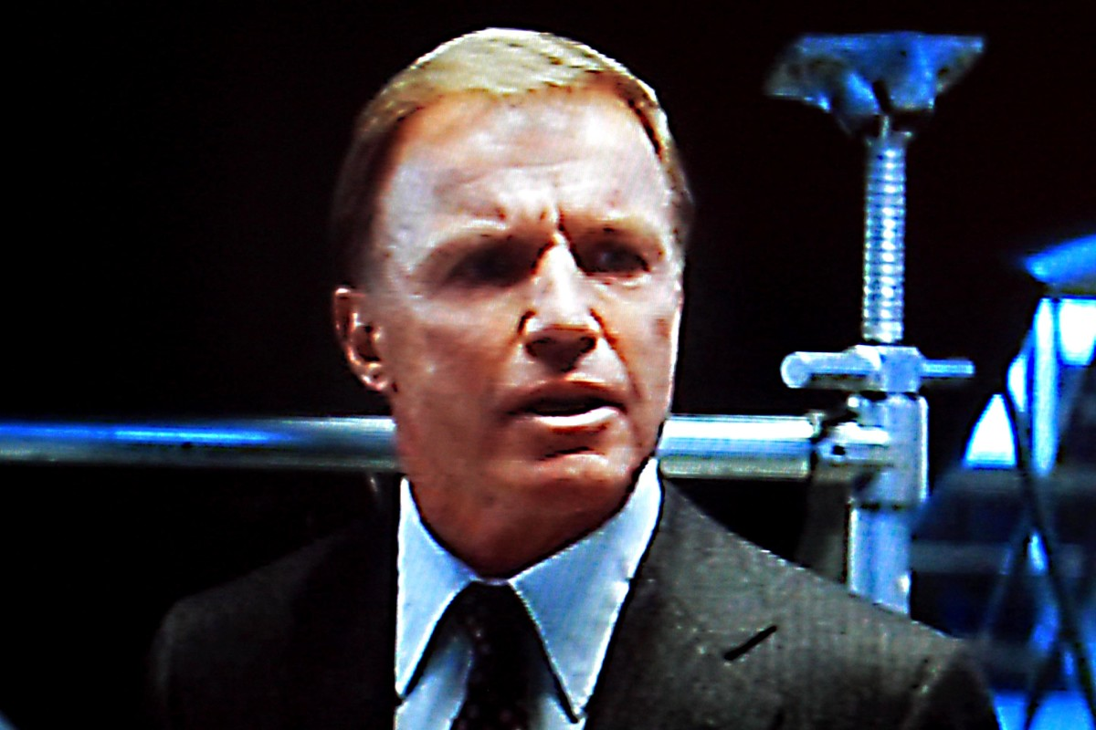 Richard Jaeckel is George Fox
