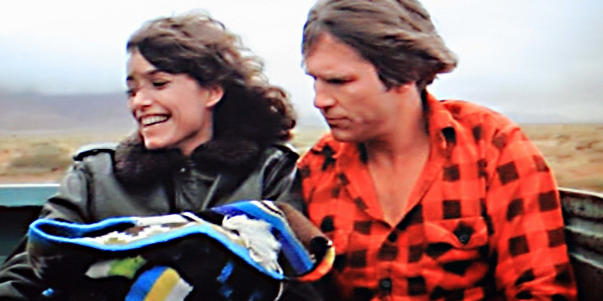 Whilst hitching a lift with Jenny in the back of a pick-up truck, the Starman learns about babies, and the closeness between the two begins to grow
