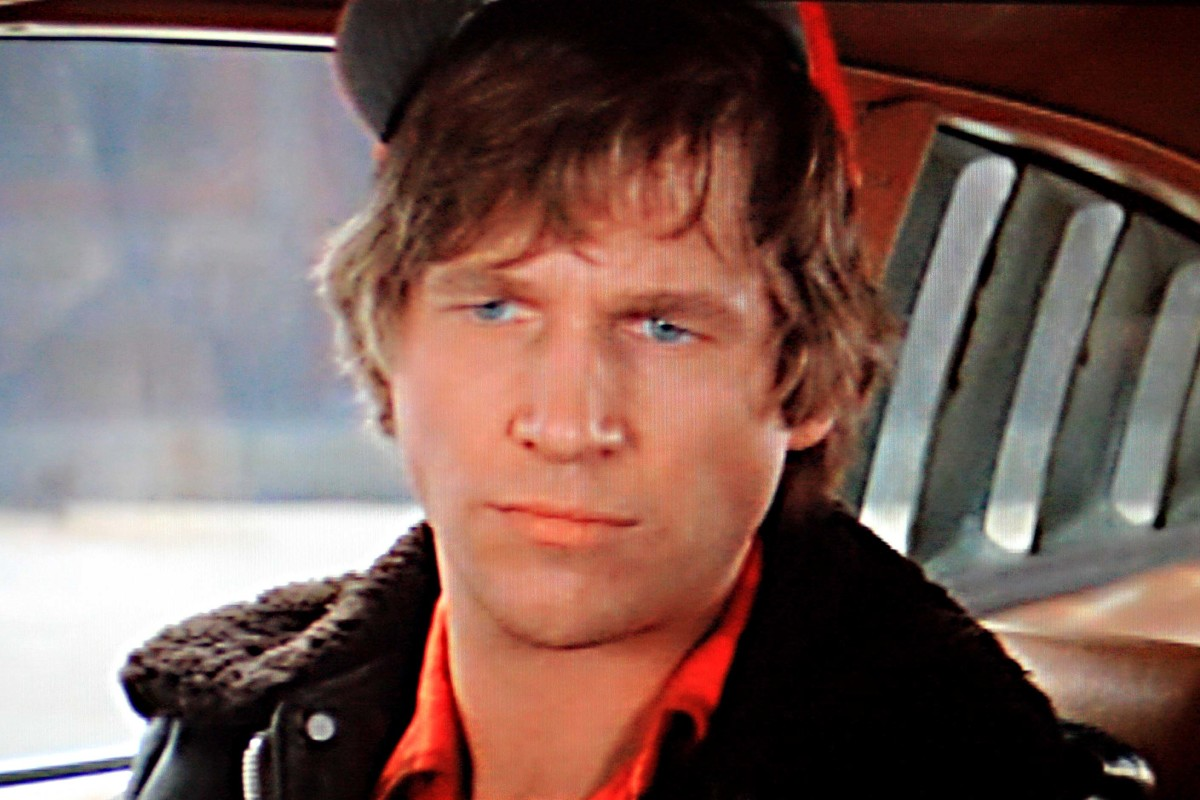 Jeff Bridges is the Starman