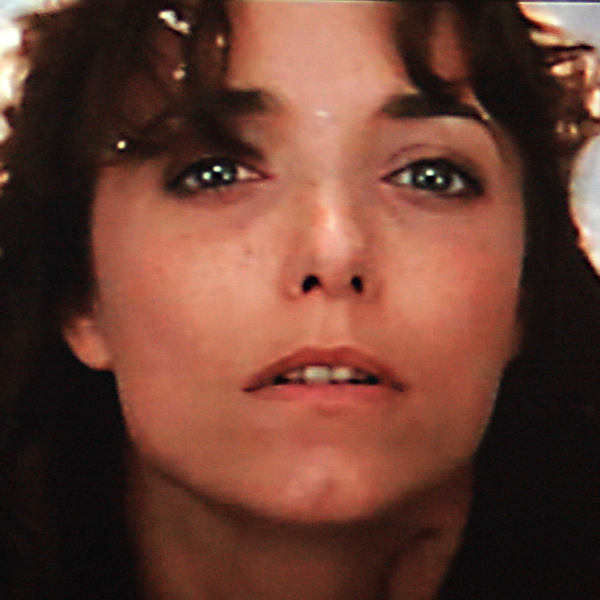 ... and Karen Allen as the Earth woman