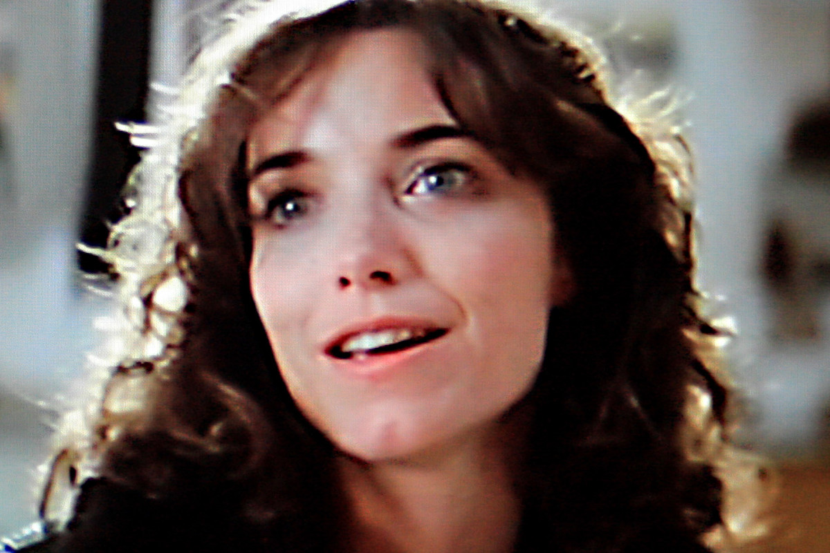 Karen Allen is Jenny Hayden