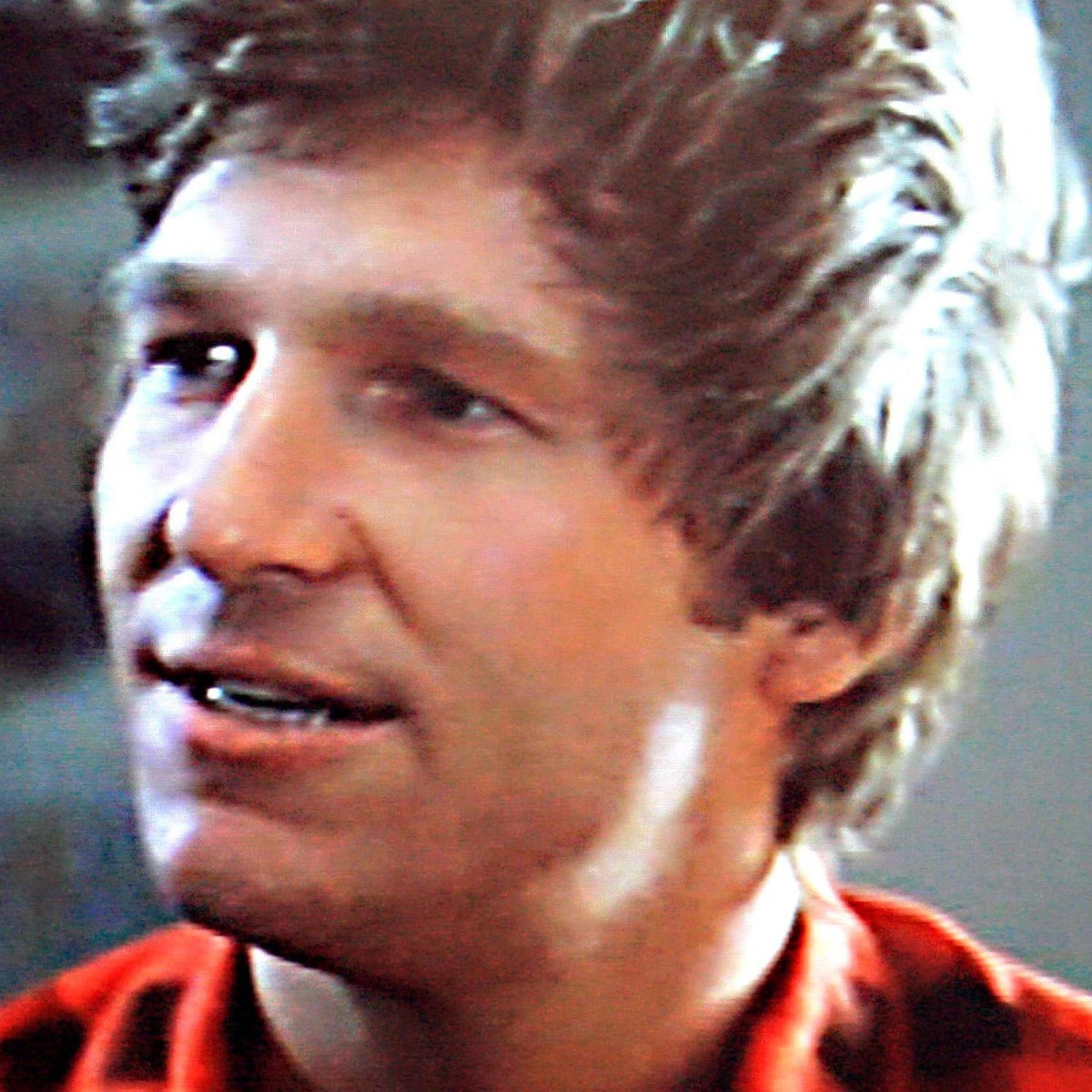 Jeff Bridges as the Starman ...