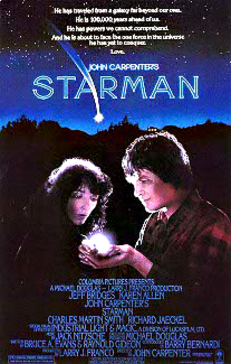Film Review - Starman (1984)