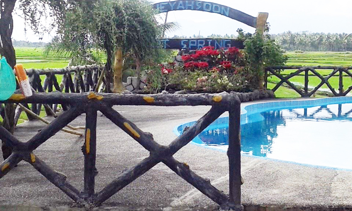 Jeyahsoon Hot Spring Resort - a tourist spot in Baler, Aurora, Philippines