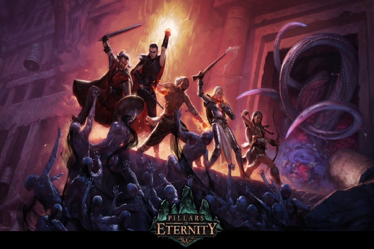 Pillars of Eternity Level Up Guide