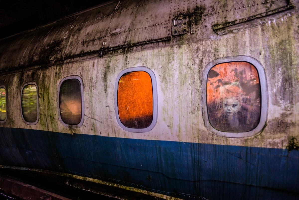 Haunted Airways