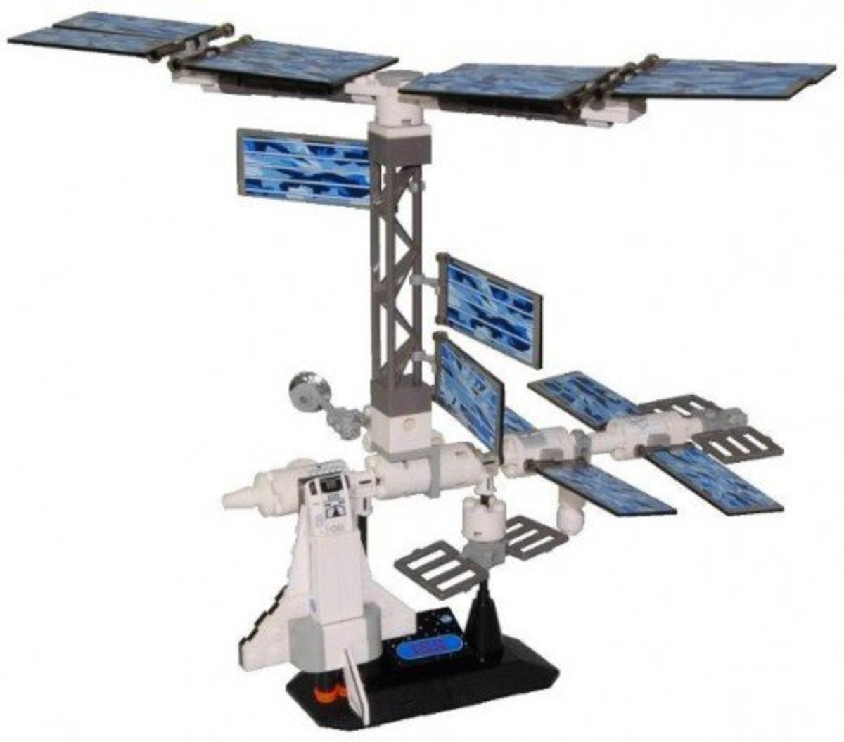 LEGO Discovery International Space Station 7467 Assembled